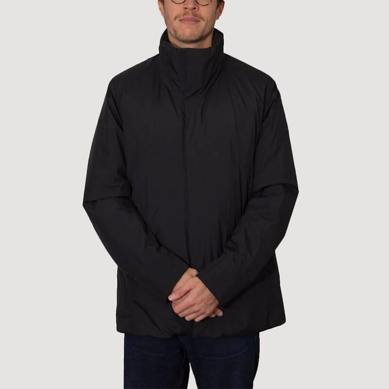 <Euler Insulated Jacket - Black