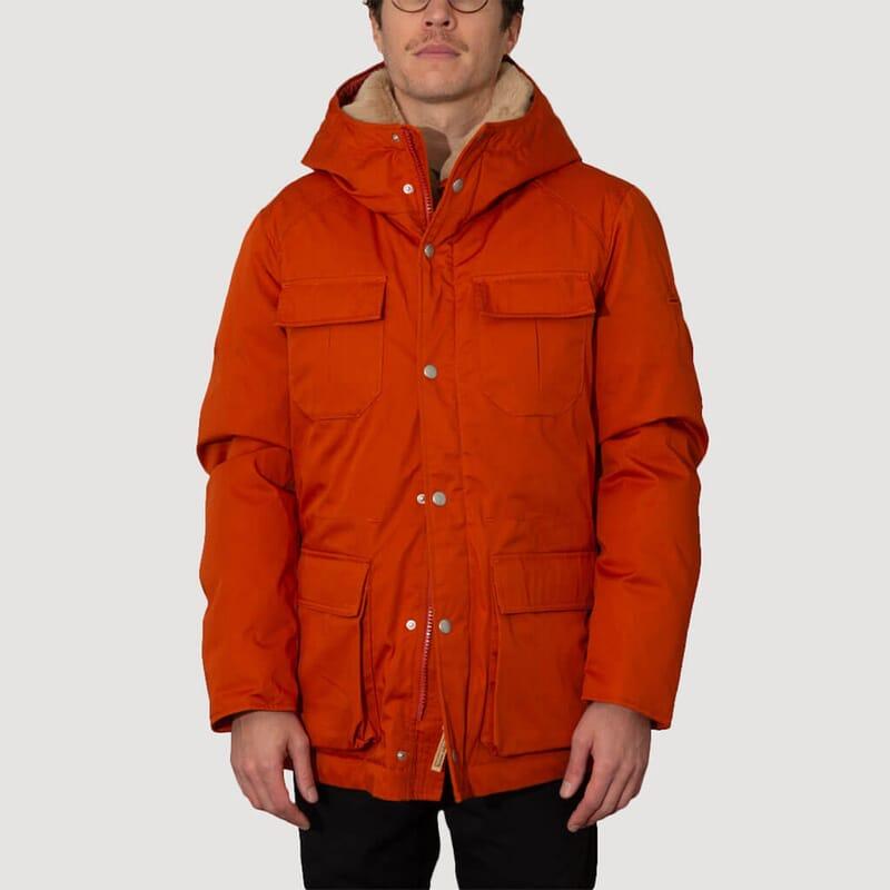 <North Hunter - Dark Orange