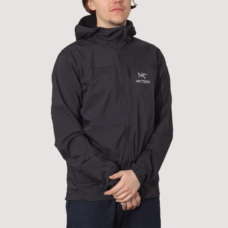 <Squamish Hoody - Black