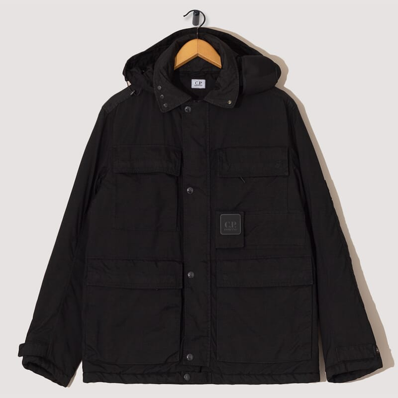 Taylon P Medium Jacket - Black
