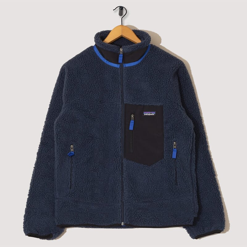 Retro-X Fleece - New Navy