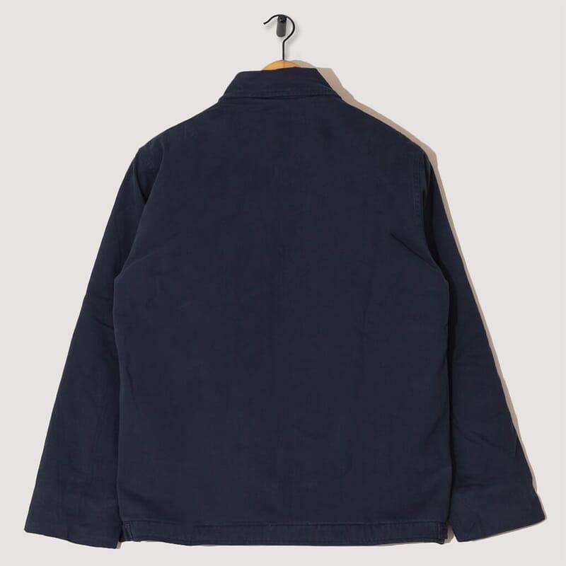 <A2 Deck Jacket - Navy Twill
