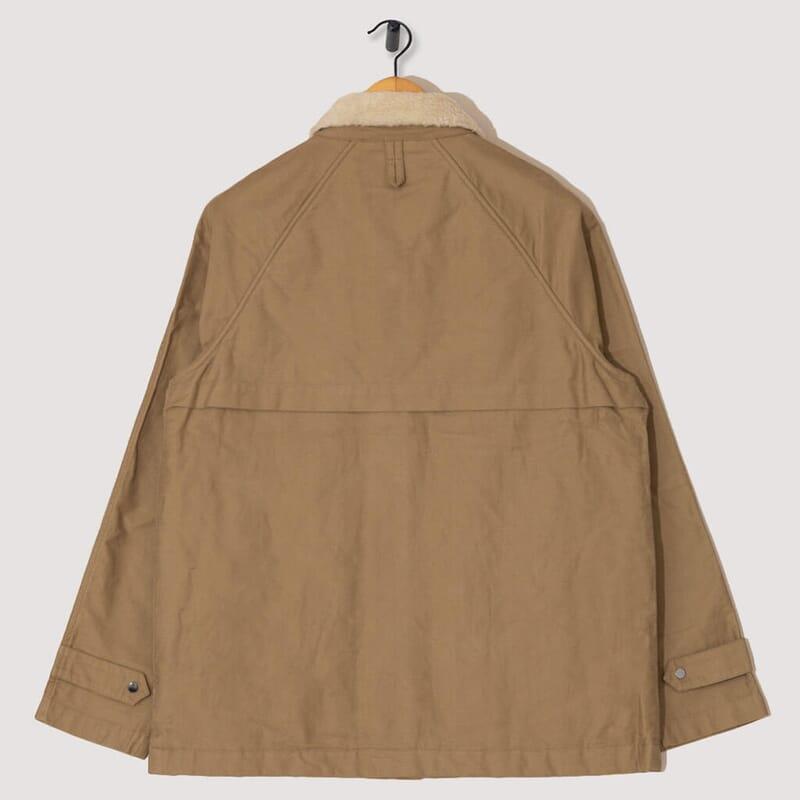 <Alber Jacket - Tan