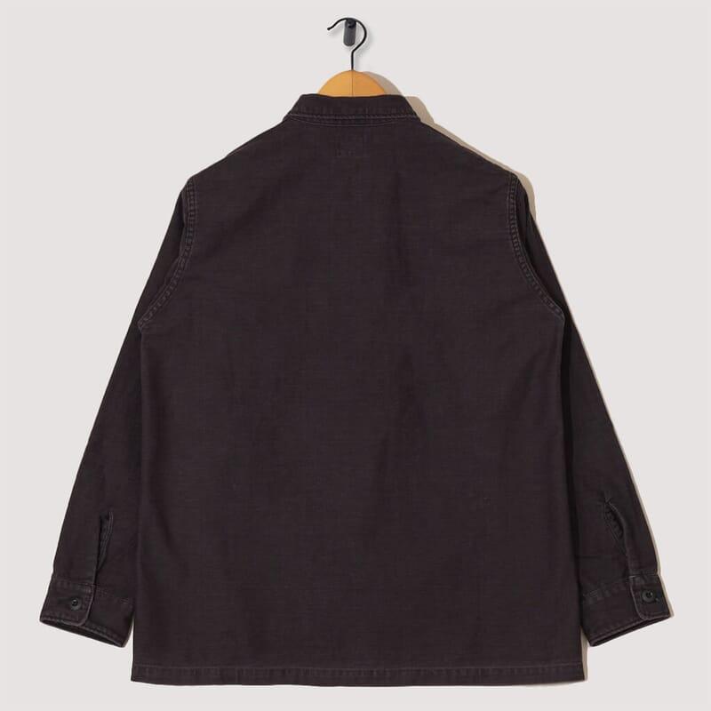 <Army Shirt - Black Stone