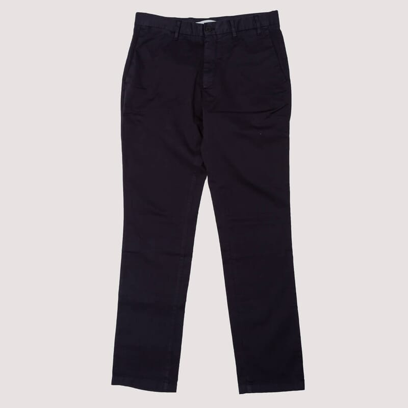 Aros Light Twill Stretch - Dark Navy