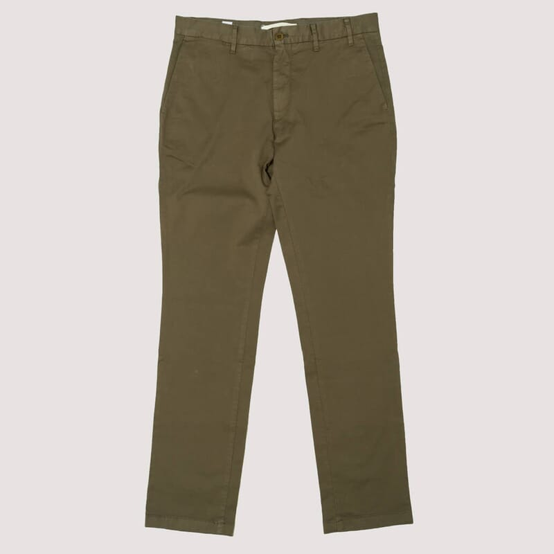 Aros Light Twill Stretch - Ivy Green