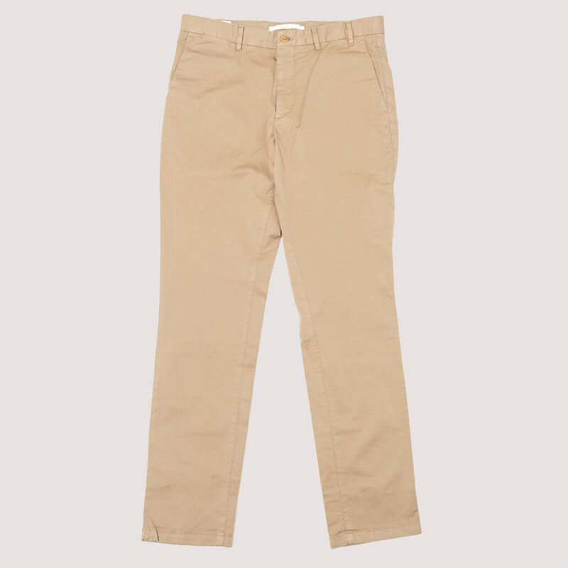 Aros Slim Light Stretch - Utility Khaki