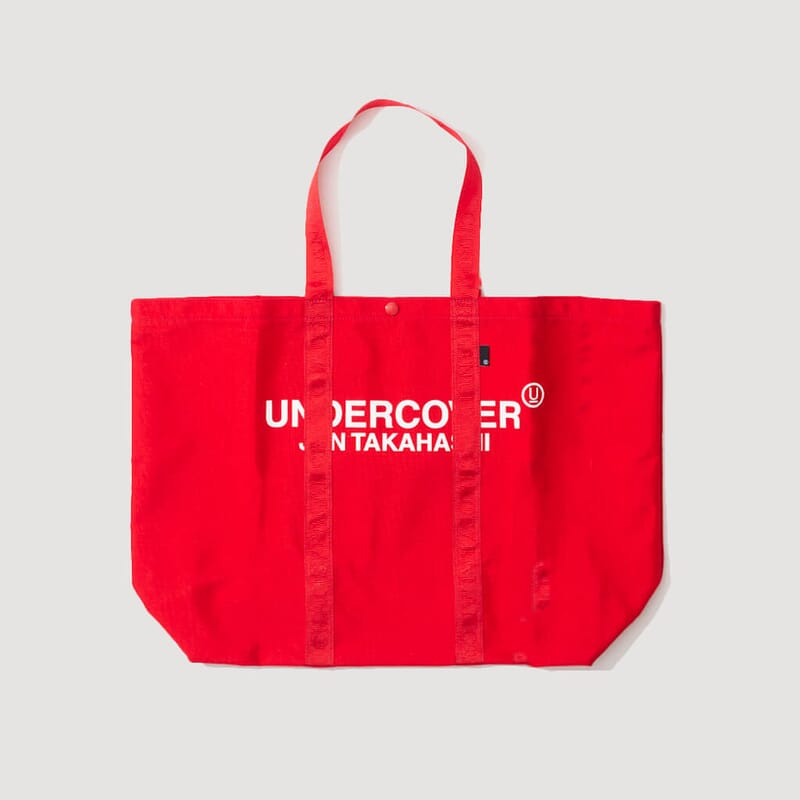 Shopping Tote - Red