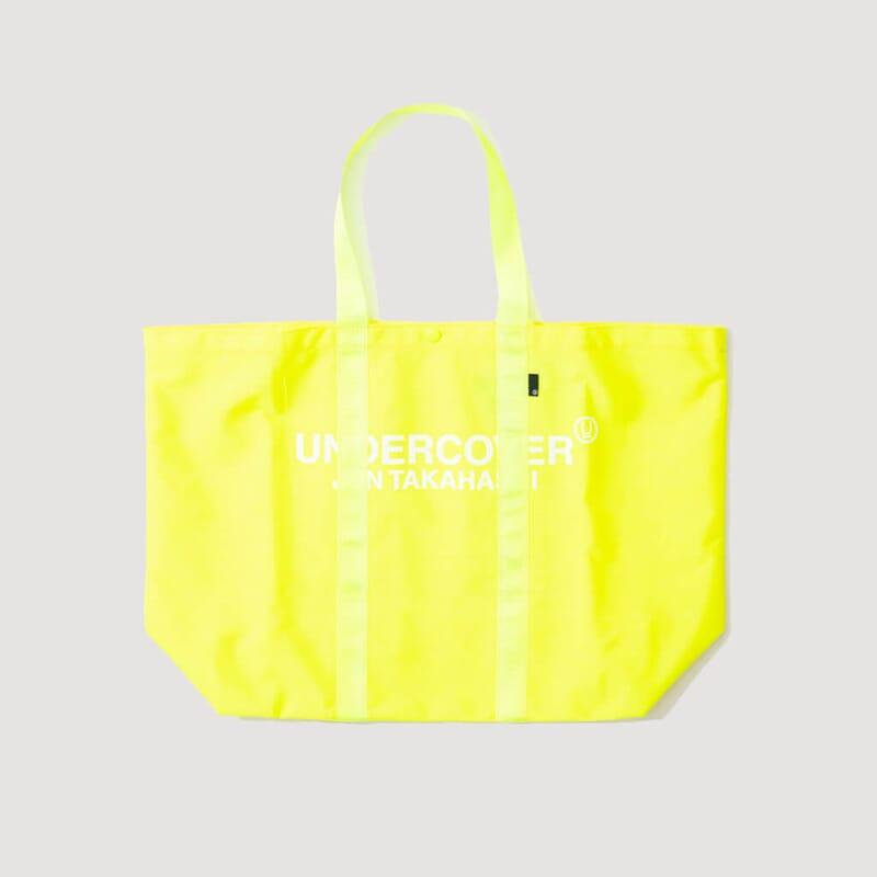 Shopping Tote - Yellow