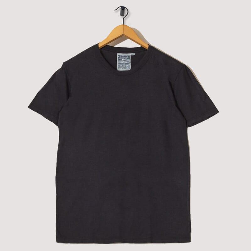 Basic 30/70 Tee - Black