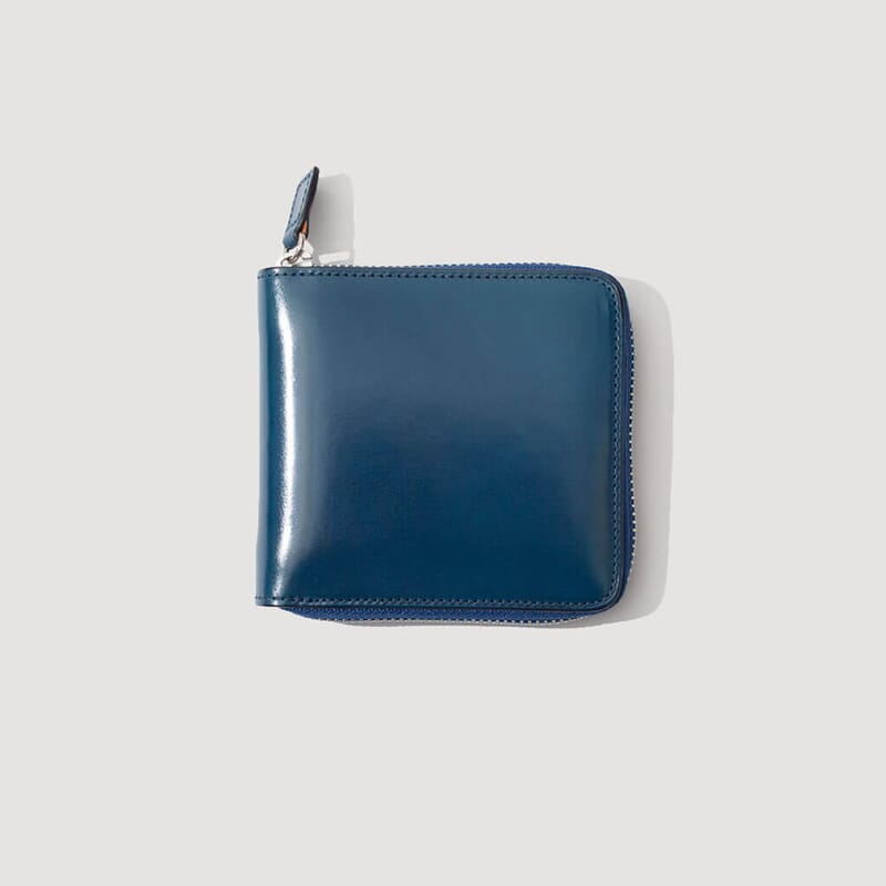 Big Zip Wallet - Poseidon Blue (28)