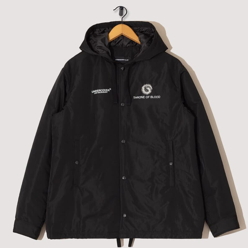 Throne Of Blood Blouson - Black