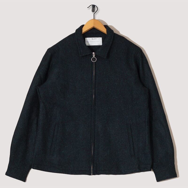 Club Jacket - Hunter Green