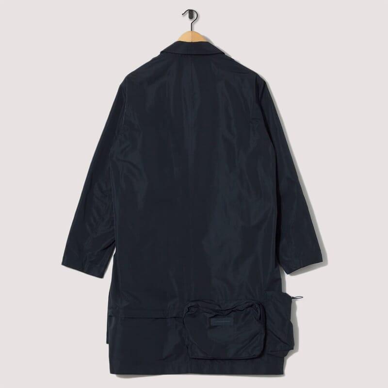 <Coat - Black