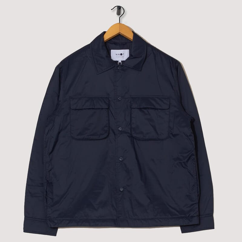 Columbo Jacket - Navy