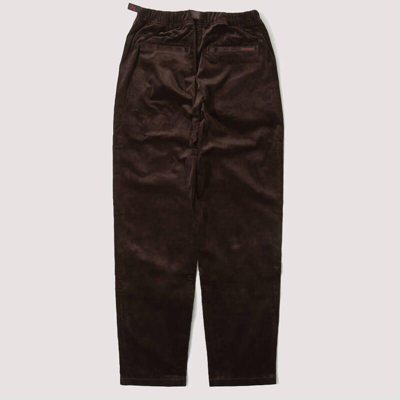<Corduroy G-Pant - Dark Brown