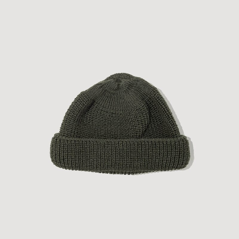 Deck Hat - Military Green