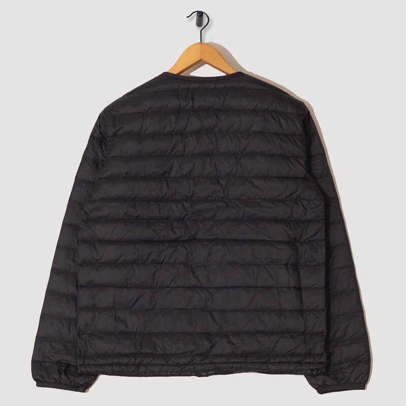 <Down Jacket - Black