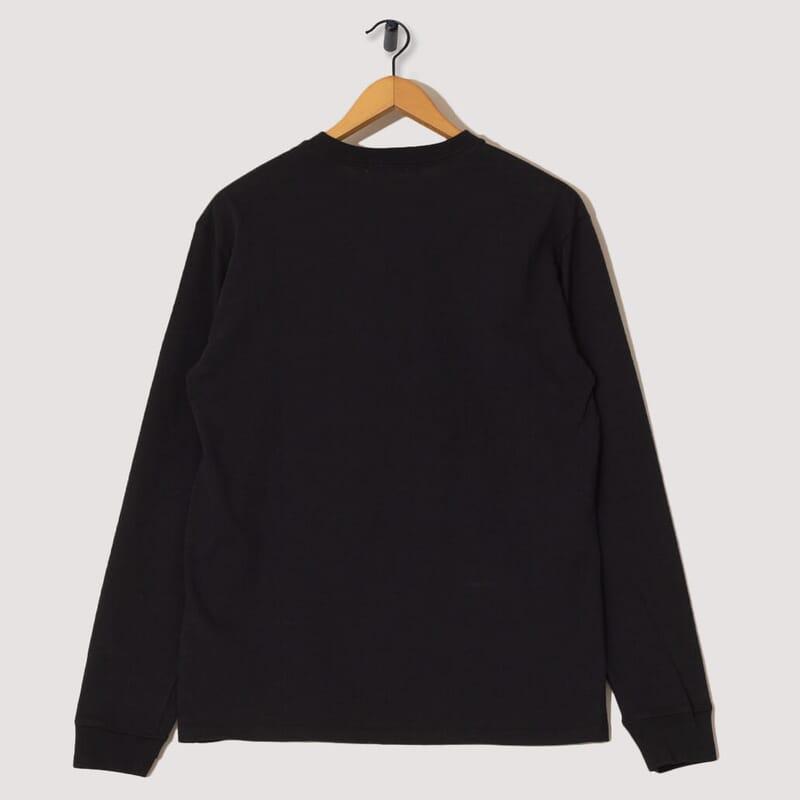 <Dracula L/S T-Shirt - Black