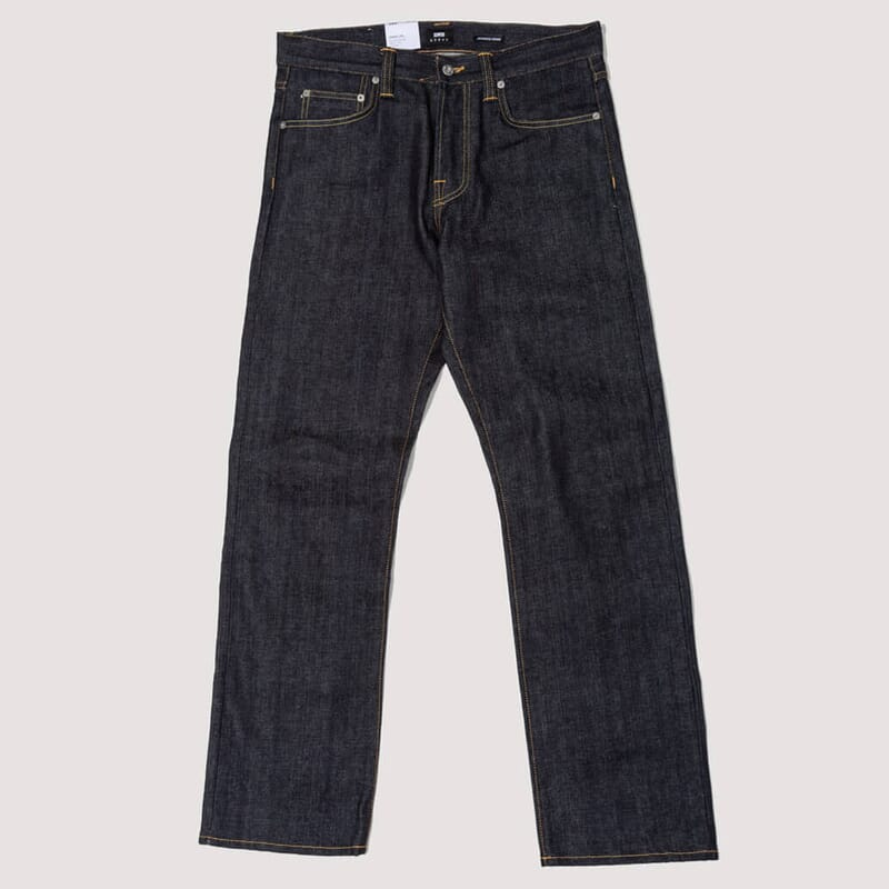 ED-39 Red Listed Selvedge Unwashed - Regular Loose