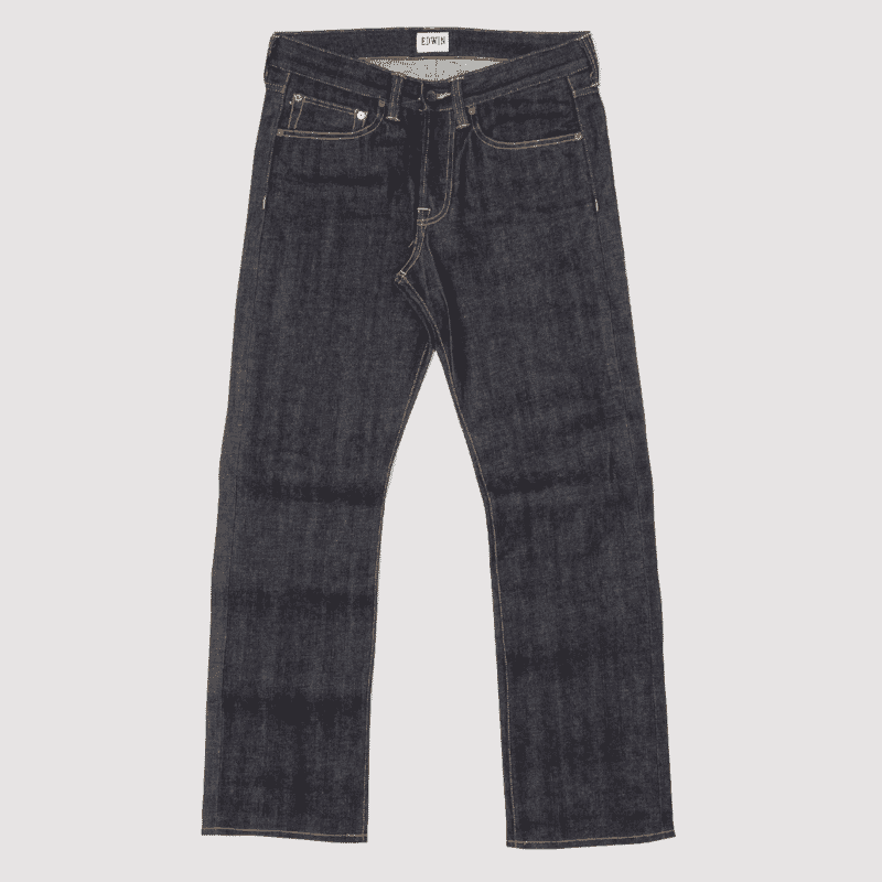 ED-47 Red Selvage Jeans - Raw