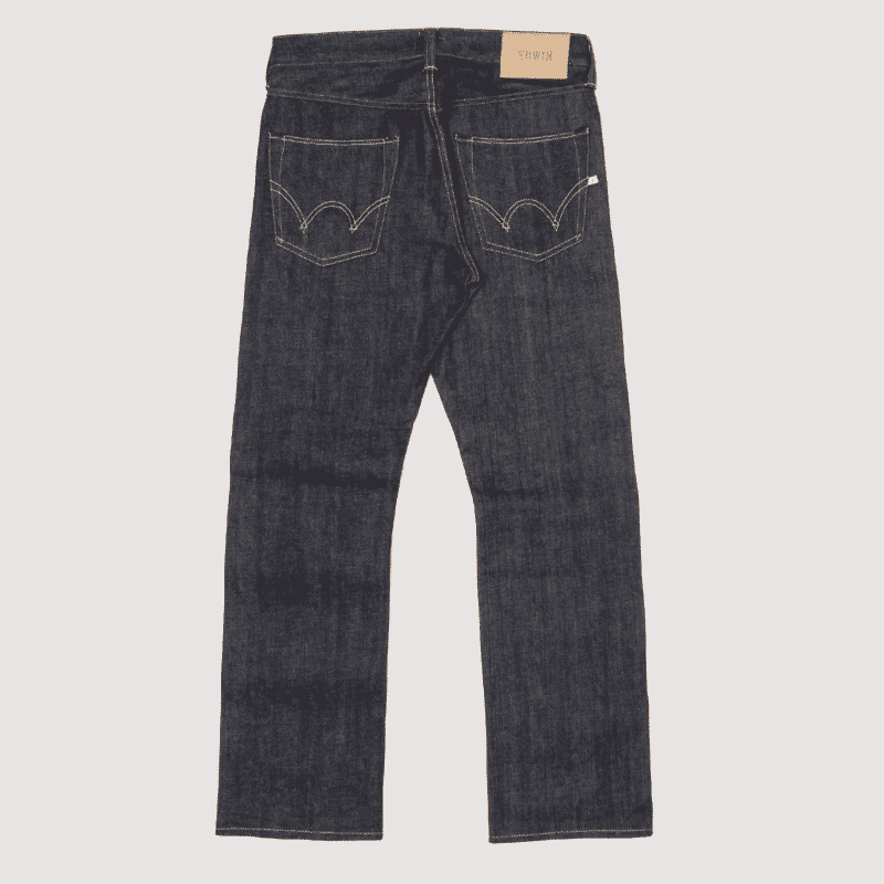 <ED-47 Red Selvage Jeans - Raw