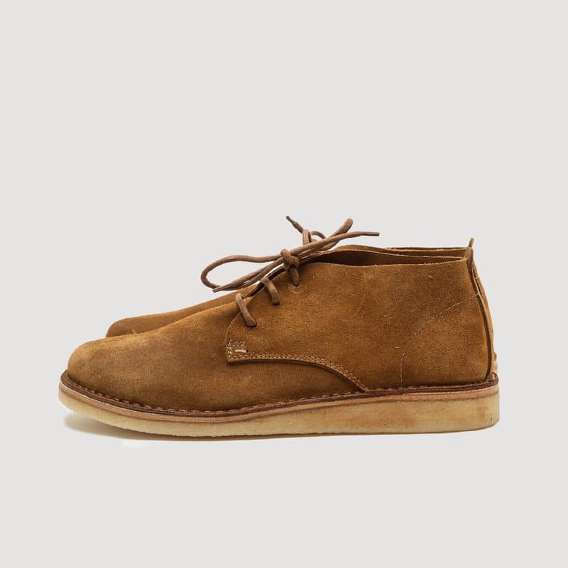 Ettoflex Boot - Cuoio