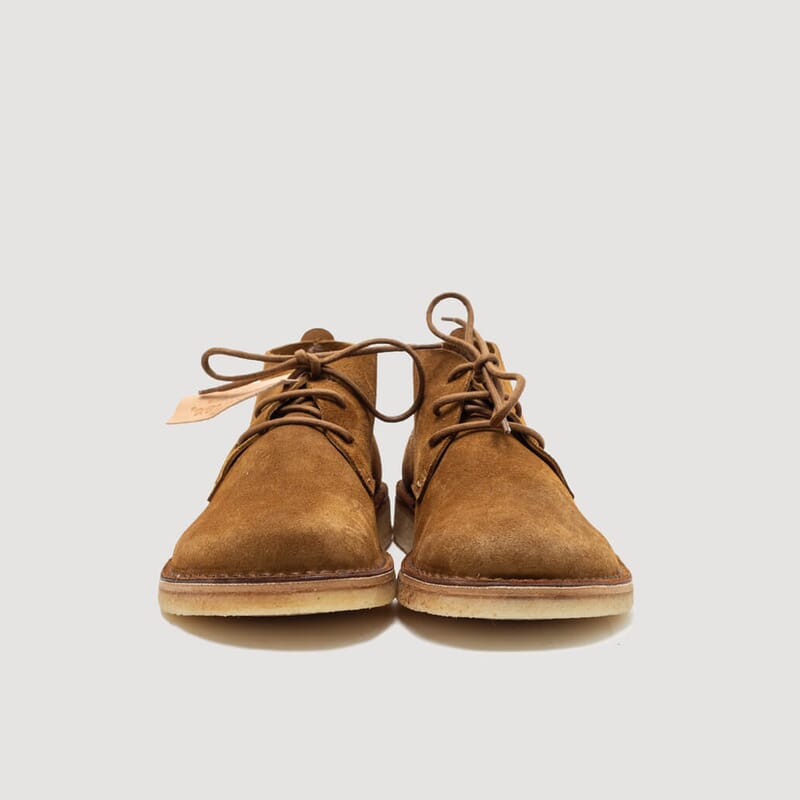 <Ettoflex Boot - Cuoio