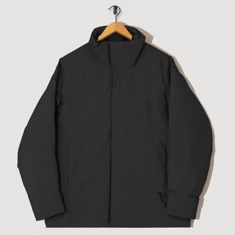 Euler Insulated Jacket - Black
