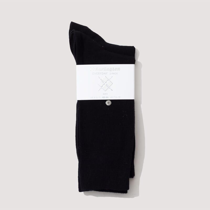 Everyday Mix Socks - Black (813)