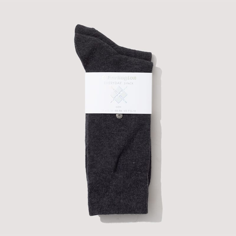 Everyday Mix Socks - Charcoal (814)
