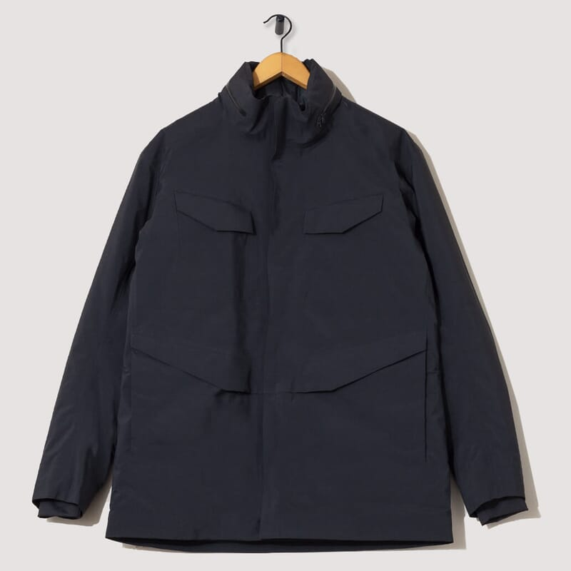 Field IS jacket - Black