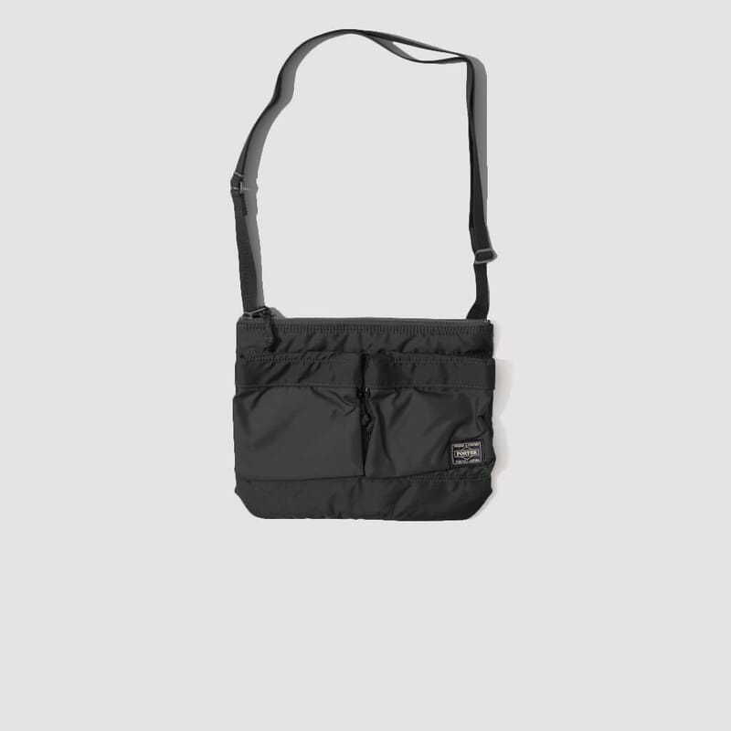 Force Shoulder Bag - Black