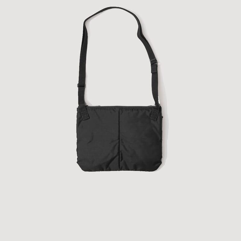 <Force Shoulder Bag - Black