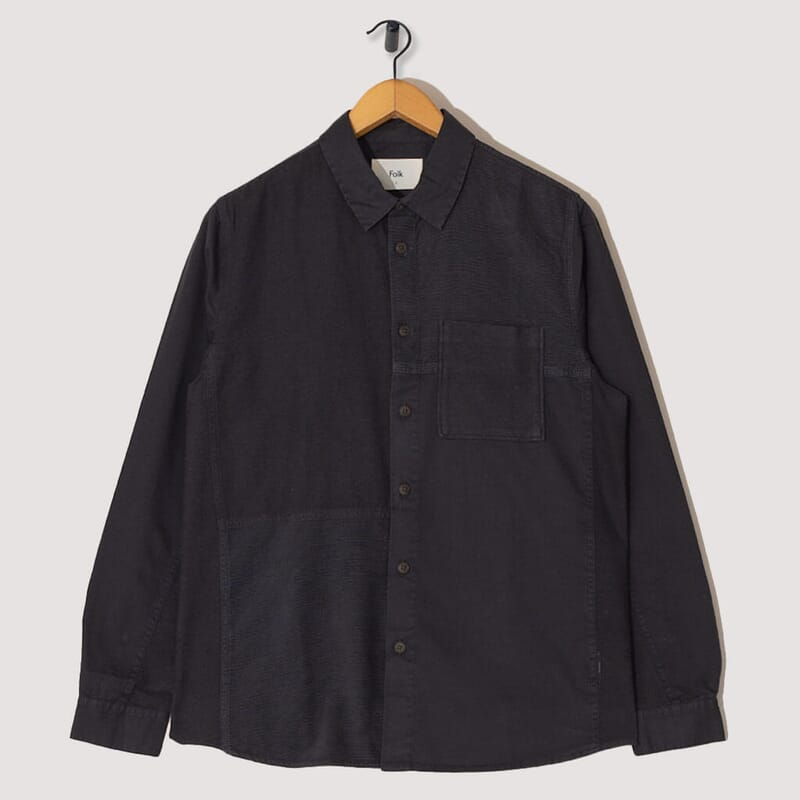 Fraction Shirt - Charcoal