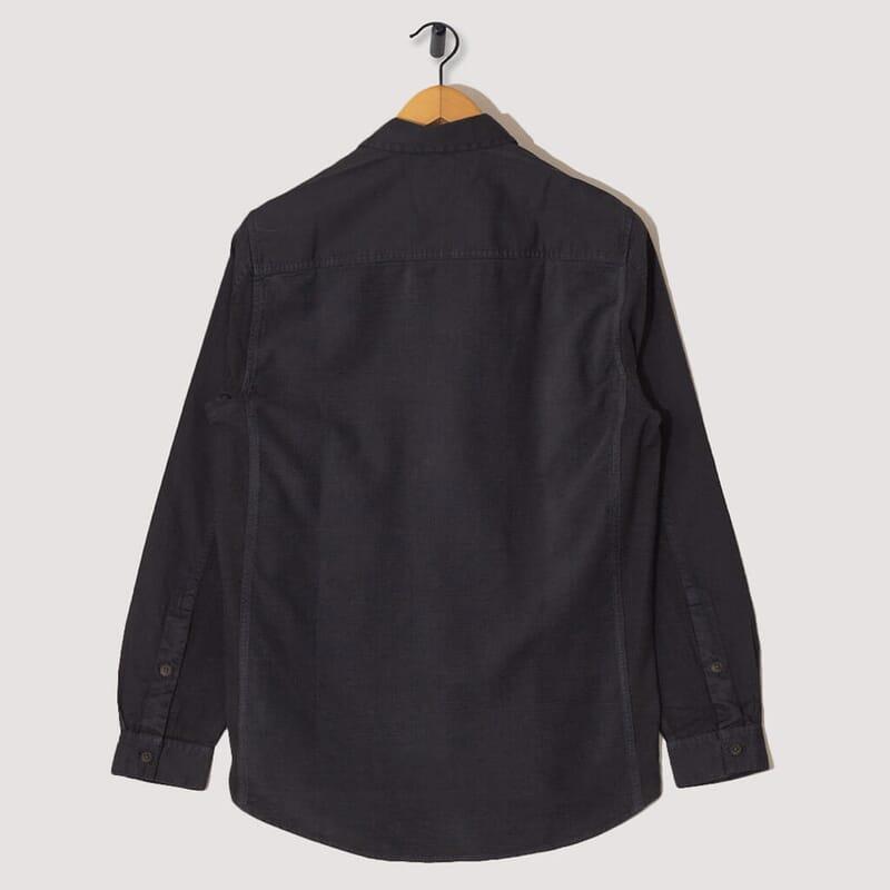 <Fraction Shirt - Charcoal