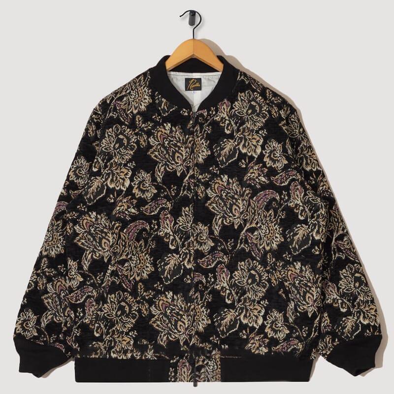 Gobelin Jacket - Black
