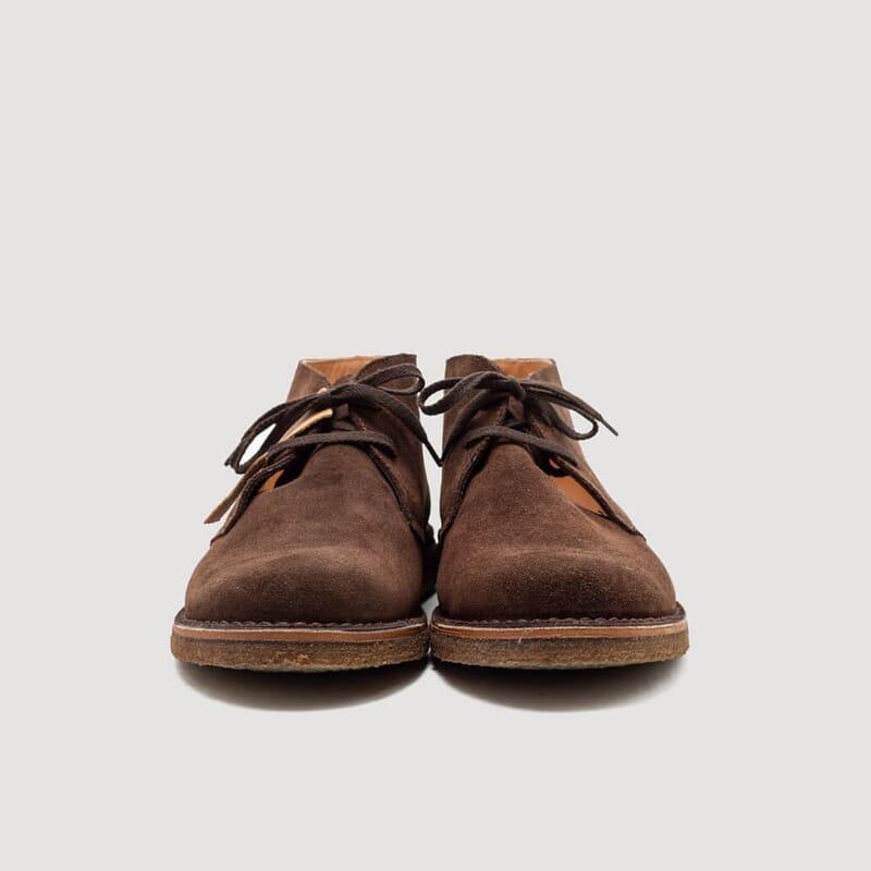 <Greenflex Eco Boot - Dark Chestnut