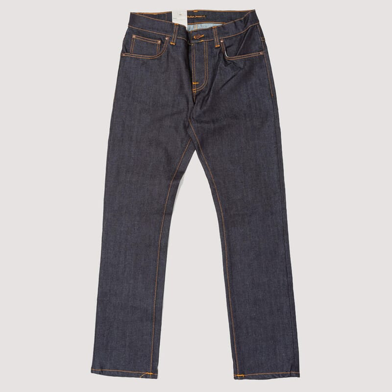 Grim Tim Jeans - Dry True Navy