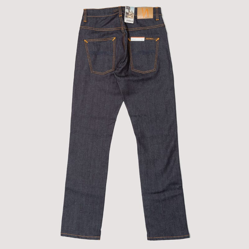 <Grim Tim Jeans - Dry True Navy