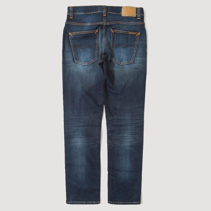 <Grim Tim Jeans - Ink Navy