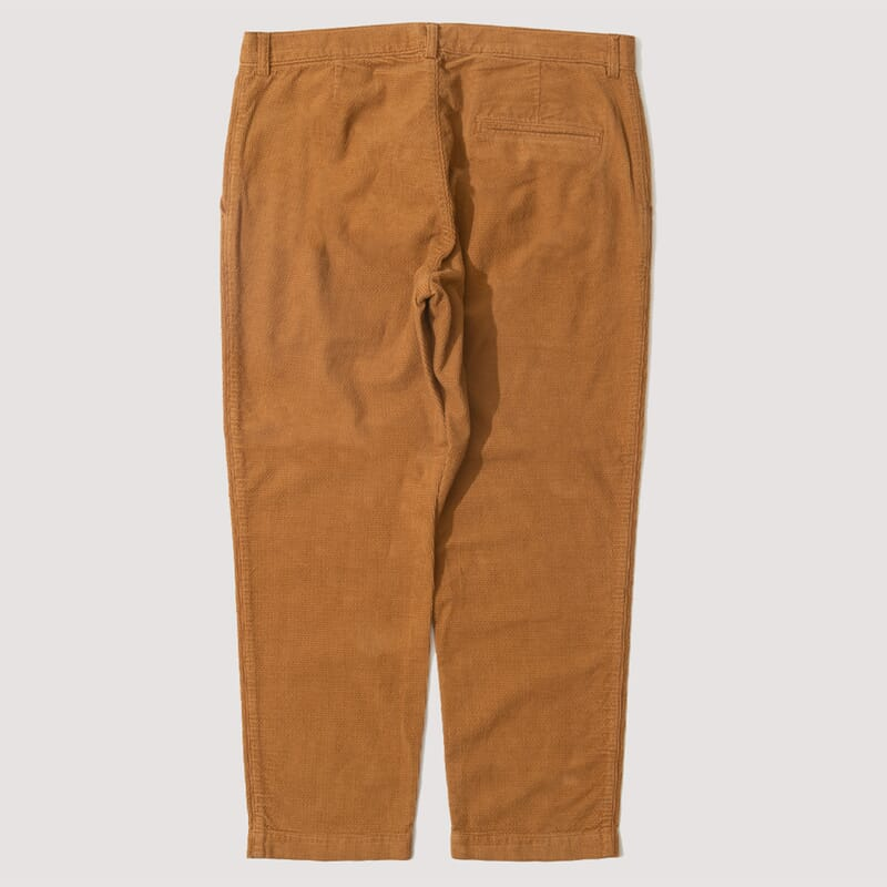 <Hand Me Down Trouser - Brown