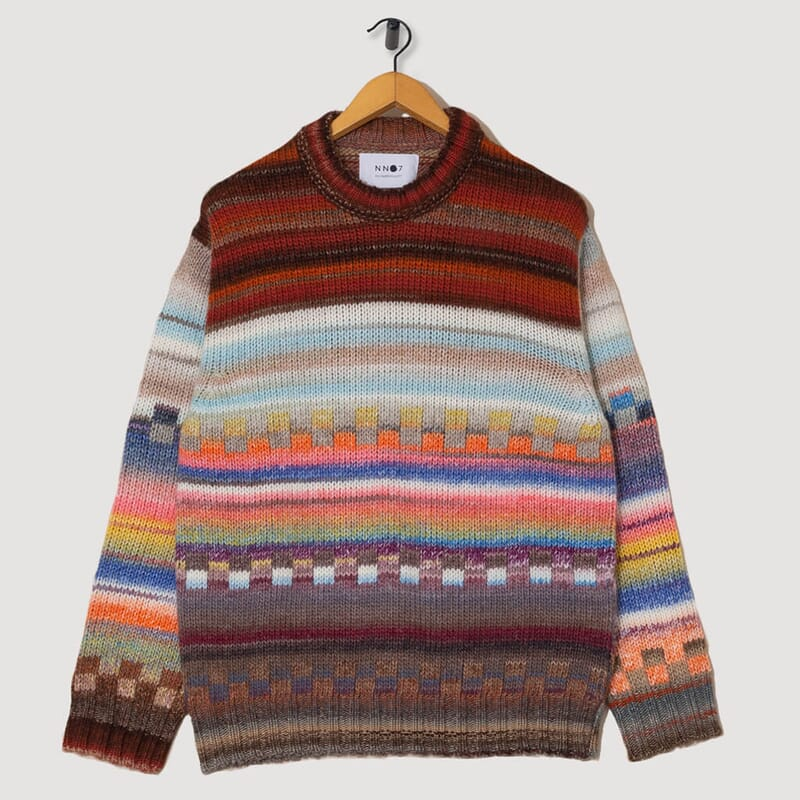 Jackson Knit - Multi