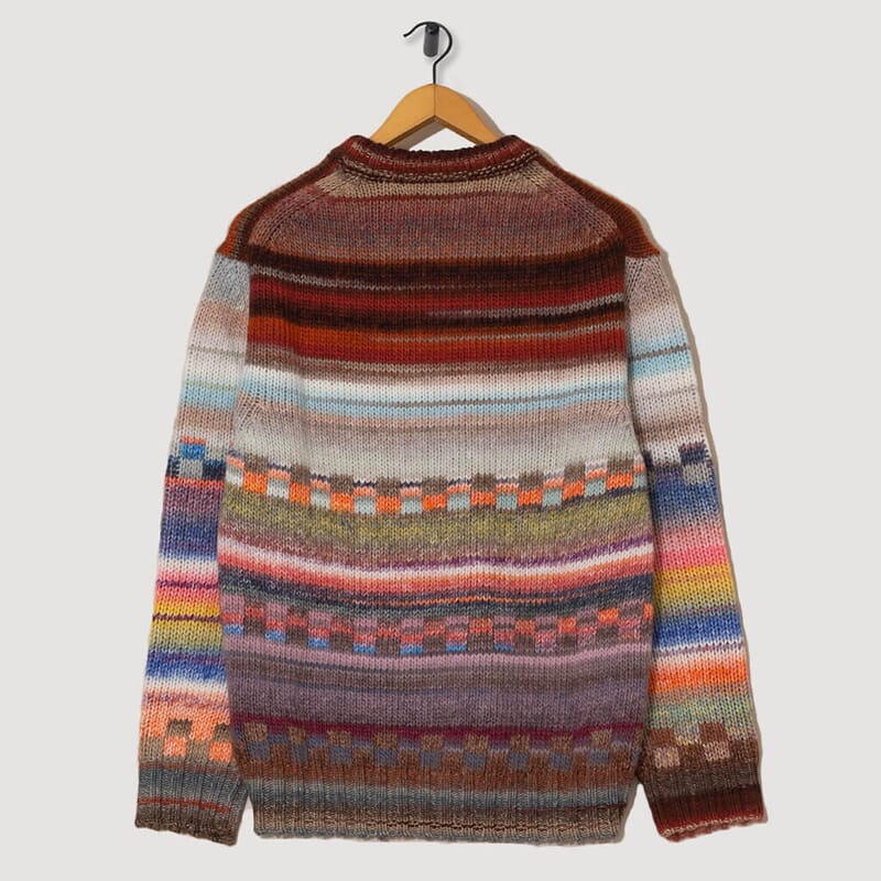 <Jackson Knit - Multi