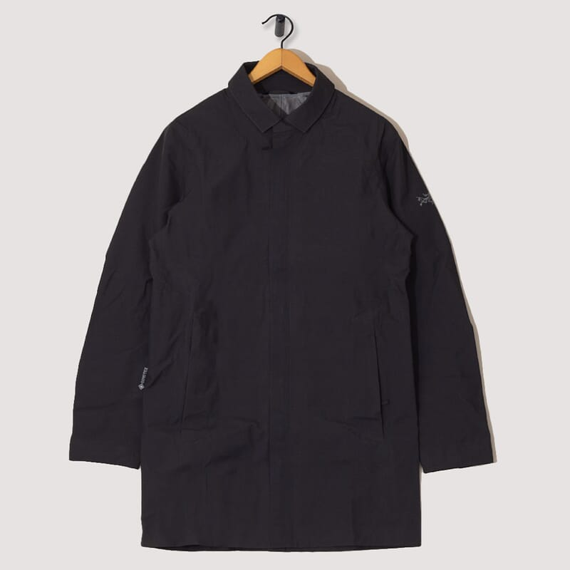 Keppel Trench Coat - Black