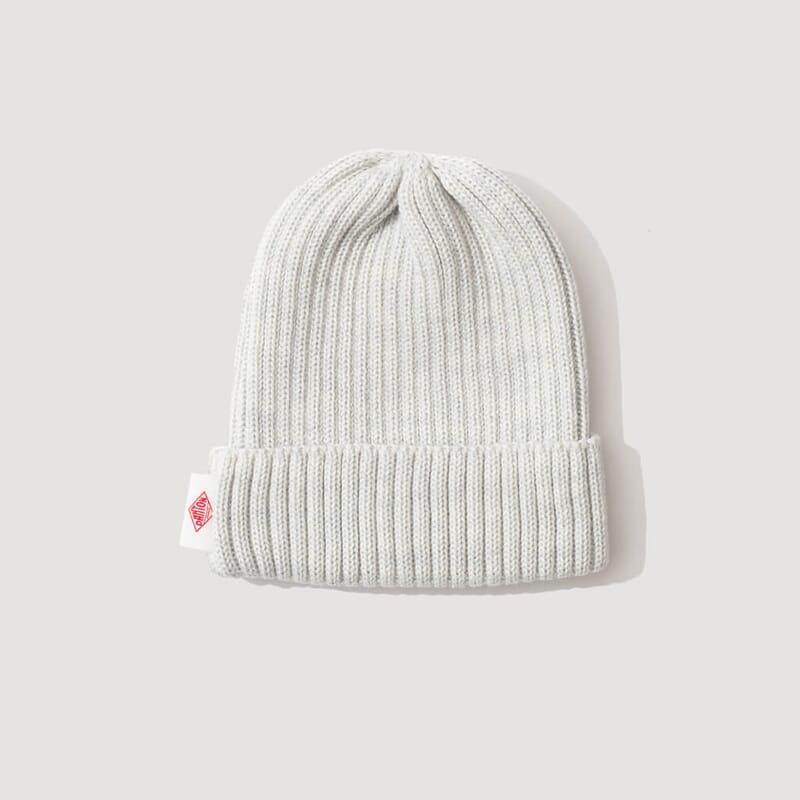 Knit Beanie - Shirakaba