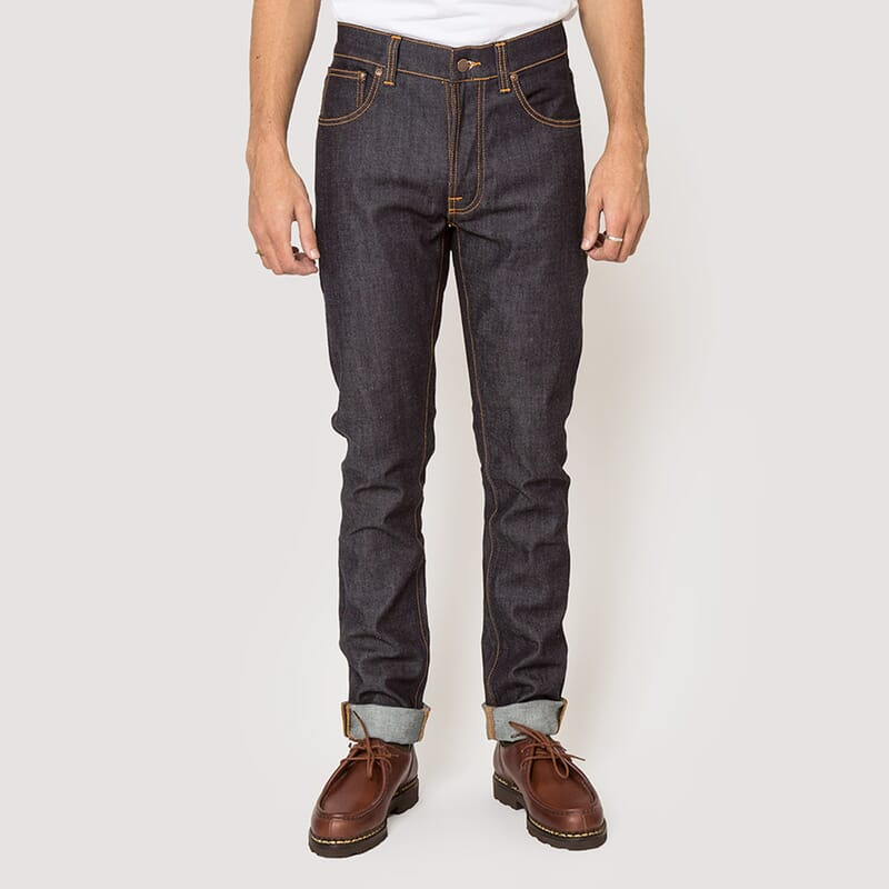 <Lean Dean Jeans - Dry 16 Dips
