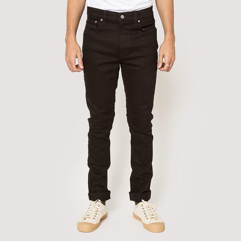 <Lean Dean Jeans - Dry Ever Black