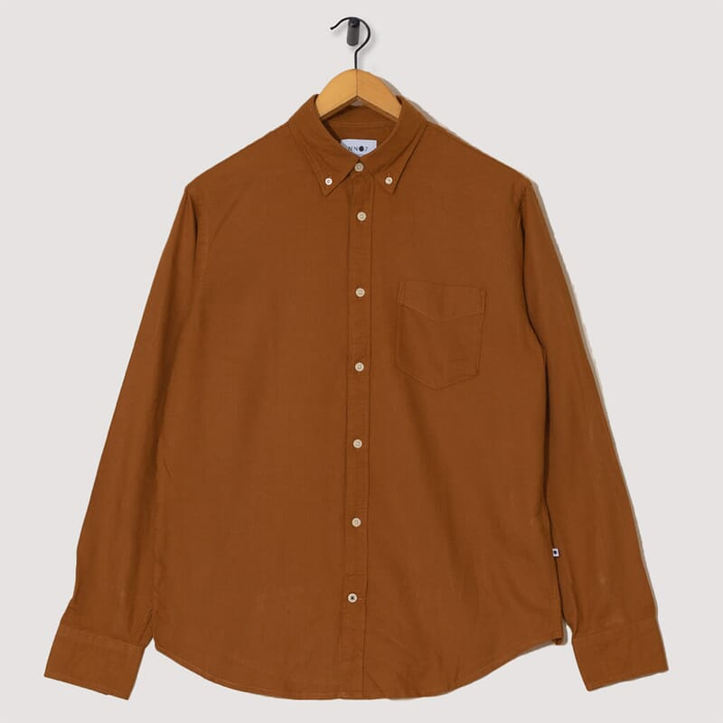 Levon Shirt - Brown