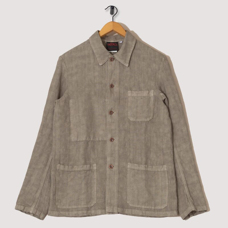 Linen Jacket - Rigging